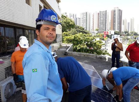 curso presencial energia solar Bahia
