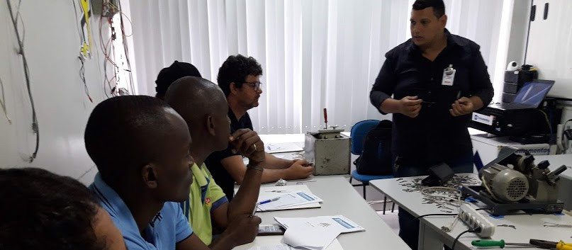 curso codificacao chaves Salvador