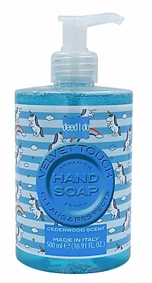Velvet Touch Hand Soap - Deed I Do 500ml