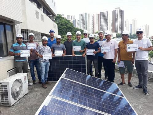 curso de energia solar Salvador