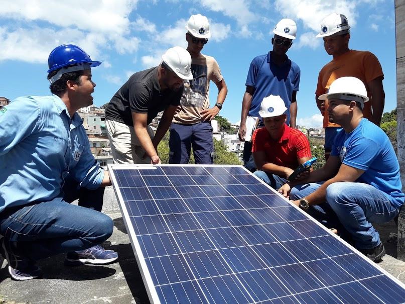 curso de energia solar bahia