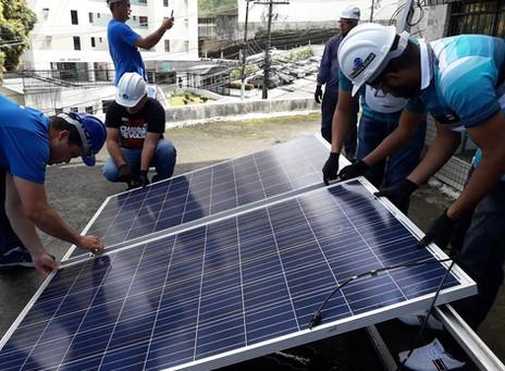 curso de instalador solar salvador