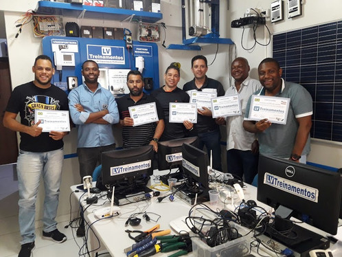 curso de seguranca eletronica em Salvador