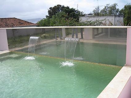 piscina betão