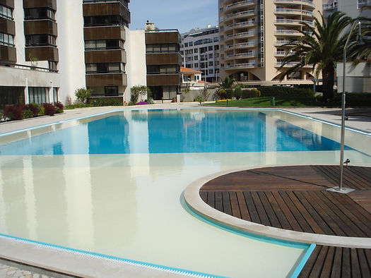 piscina cascais