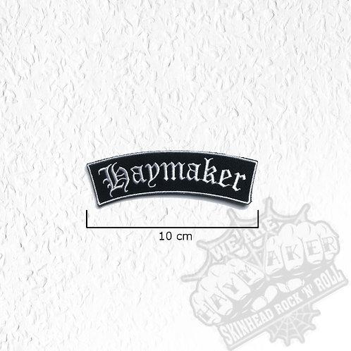 Haymaker - old school patch