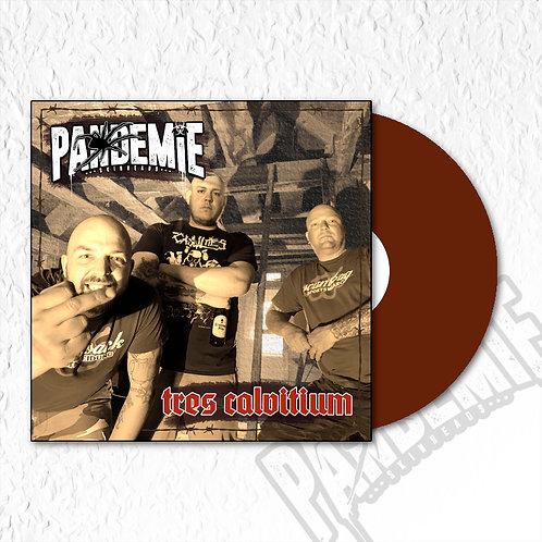 PANDEMiE - Tres Calvitium LP (different colors)
