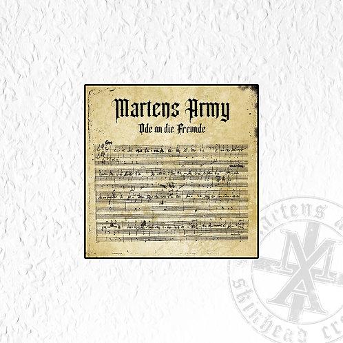 """Martens Army - Ode an die Freund 12"""" EP"""
