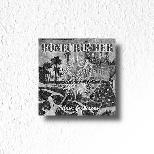 Bonecrusher - Saints & heroes, CD