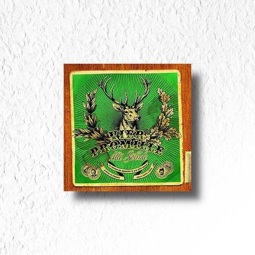4 Promille - Alte Schule, CD