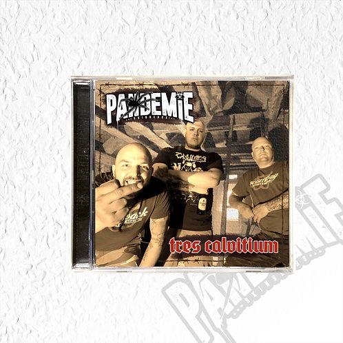 PANDEMiE - Tres Calvitium CD
