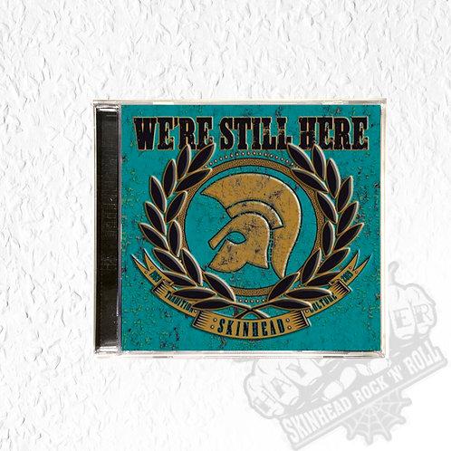 Sampler - We are still here CD