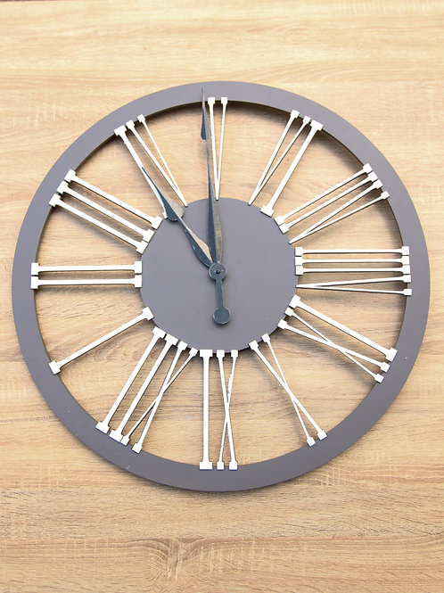 small roman laser clock