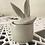 Thumbnail: Ceramic Bunny ear pot