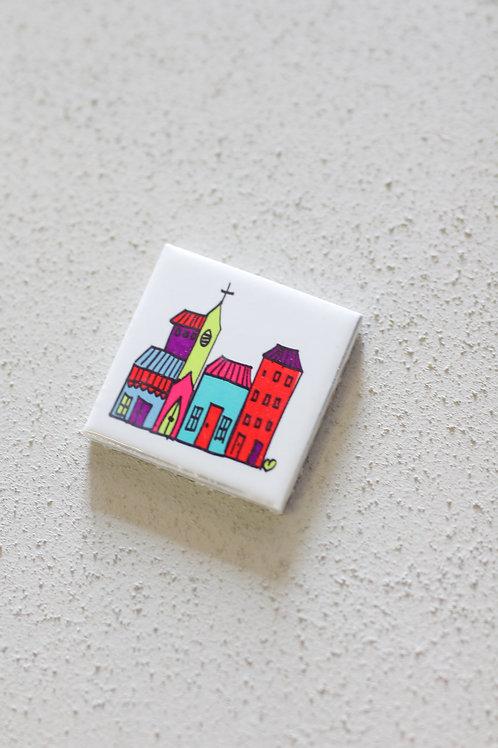 ceramic tile church