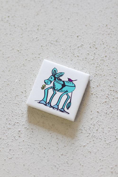 ceramic tile Donkey