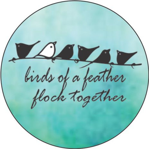 birds of a feather  Ring