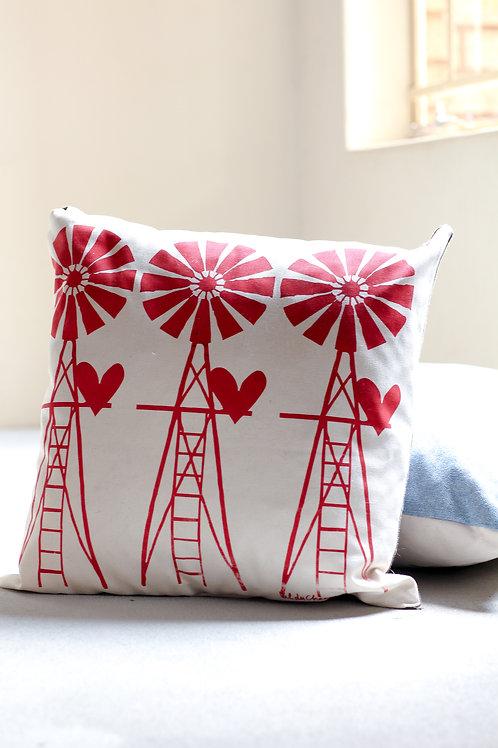 square cushion windmill