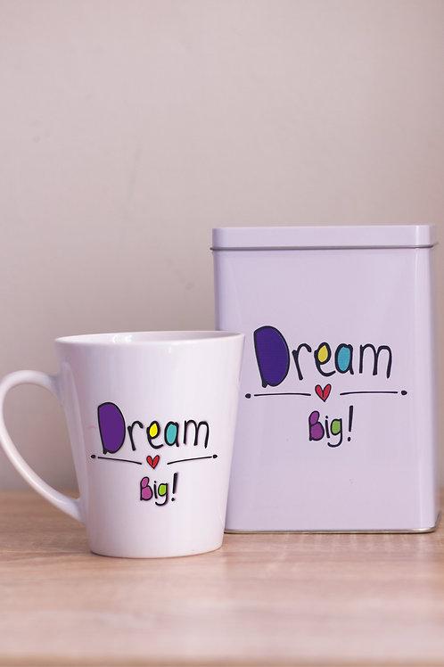 Tin & Mug Dream Big
