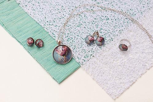 Silver Protea collection