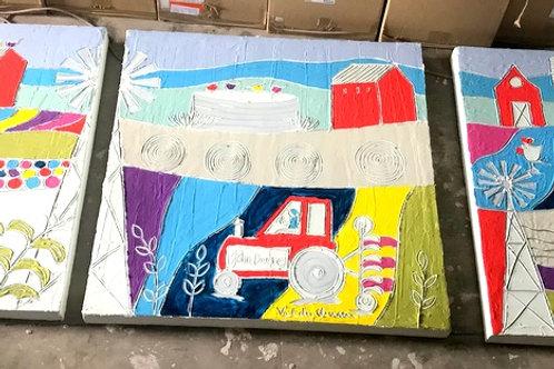 canvas set/3