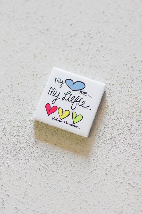 ceramic tile my hartjie my liefie
