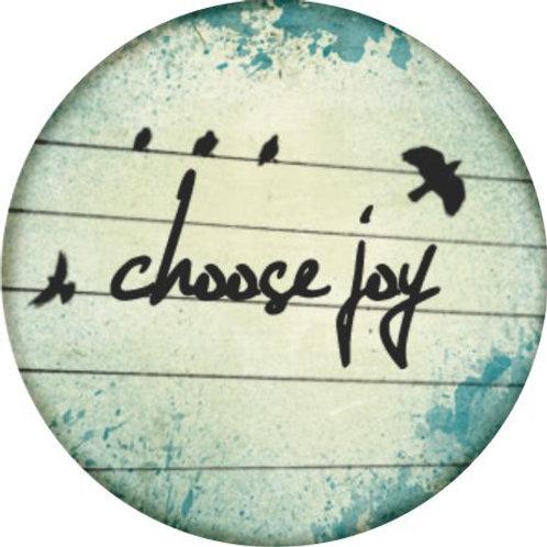 I choose Life keyring