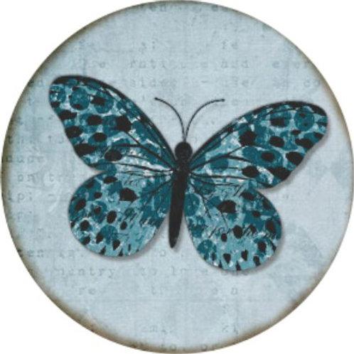 Butterfly C. 16 mm earrings