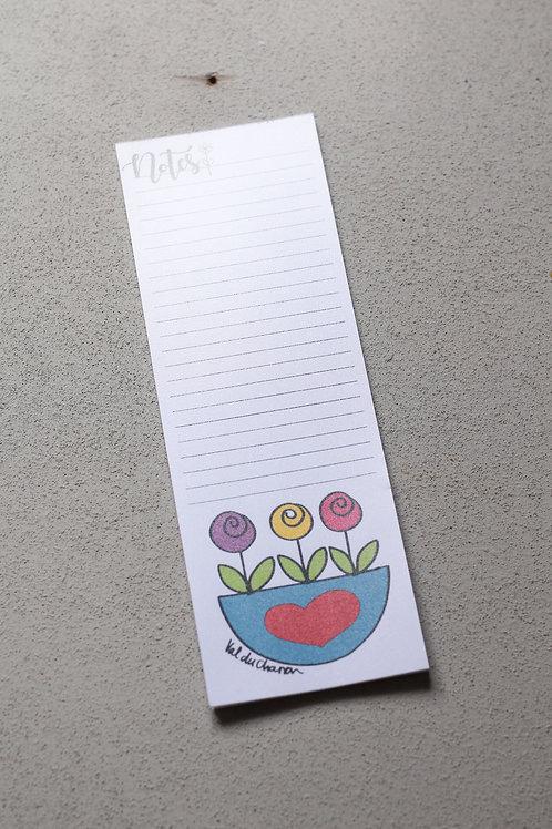 notepad long