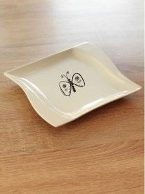 flat curve plate