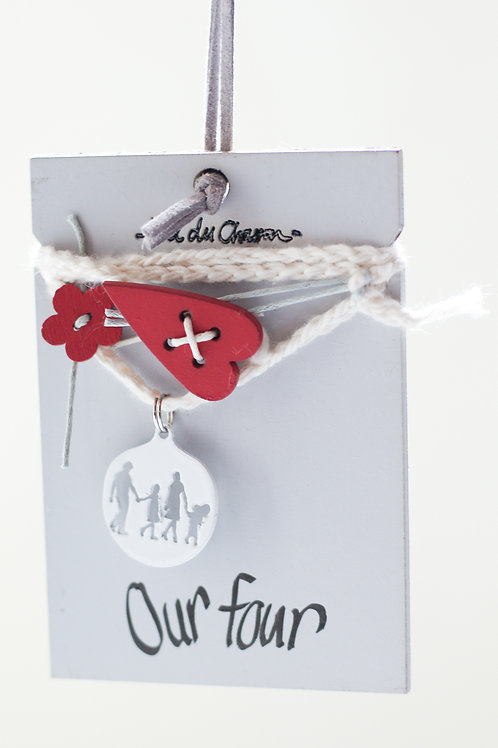 our four pendant