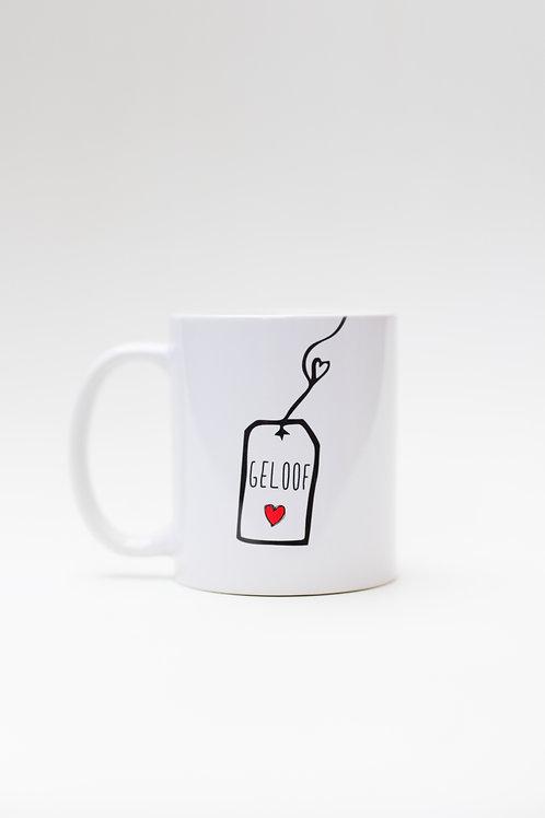 Tea tag Geloof