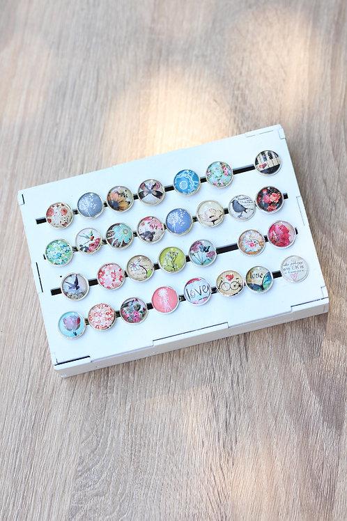 Ring Box Set 28 Rings