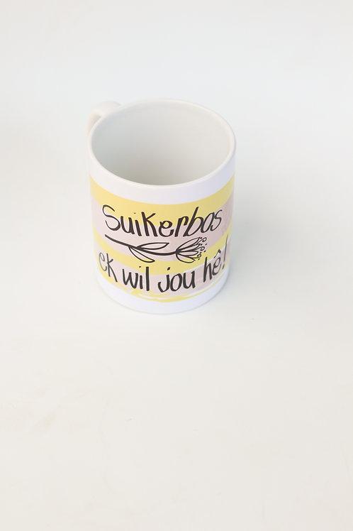 SuikerBos Yellow mugg