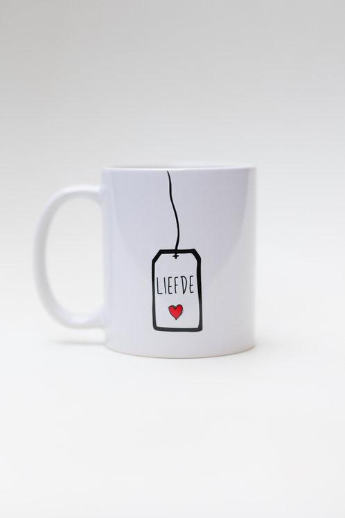 Tea tag Liefde