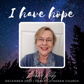 All Earth is Hopeful - December 3rd
