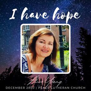 All Earth is Hopeful - December 4th
