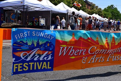 First Sunday Arts celebrates 20 years of bringing the community and the arts together