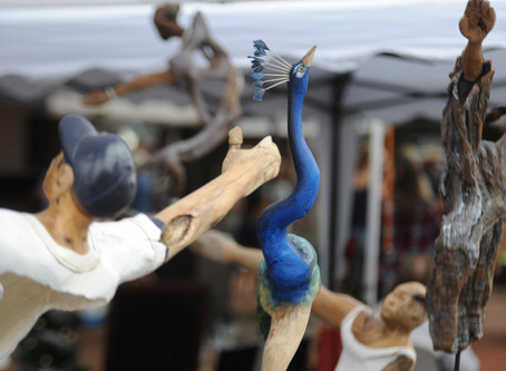 First Sunday Arts Festival vendors for October 7, 2018