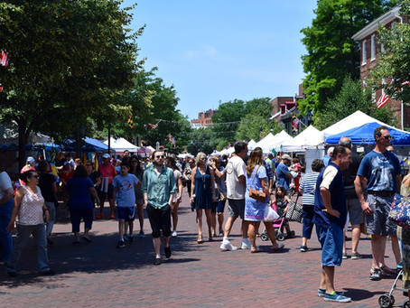 First Sunday Arts Festival expands June 6th 2021
