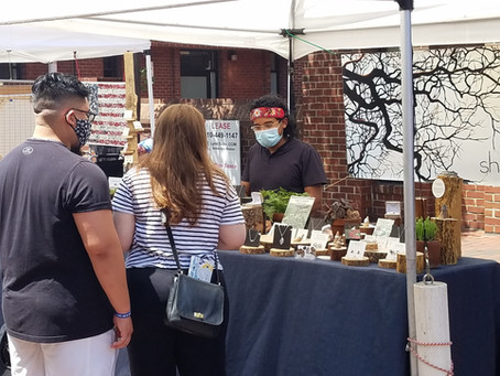 First Sunday Arts vendors for May 2, 2021