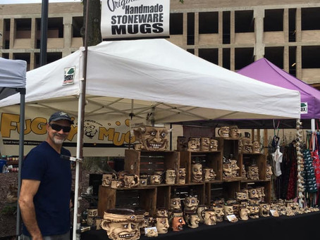 First Sunday Arts Festival vendors October 6, 2019