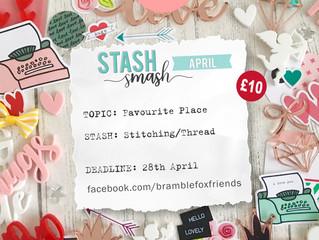 April Stash Smash