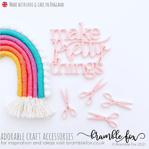 Make Pretty Things