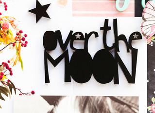 Over the Moon | Sandra Dietrich