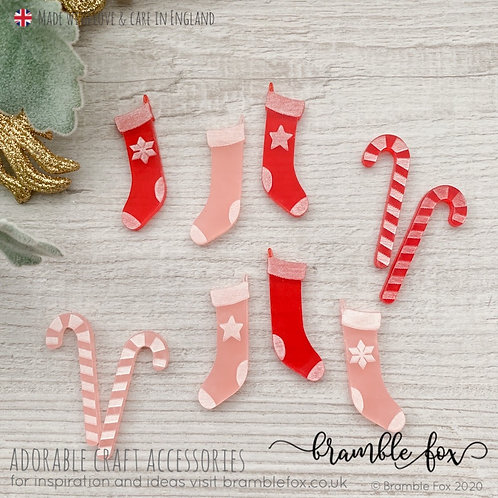 Stockings & Candy Canes