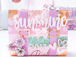 Summer Memories | Guest Designer Cheryl Gerhard