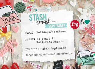 September Stash Smash