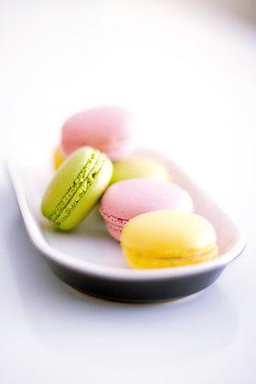 Vendredi 30 octobre 2020 - Macarons Chocolat Pain d'épices & Yuzu