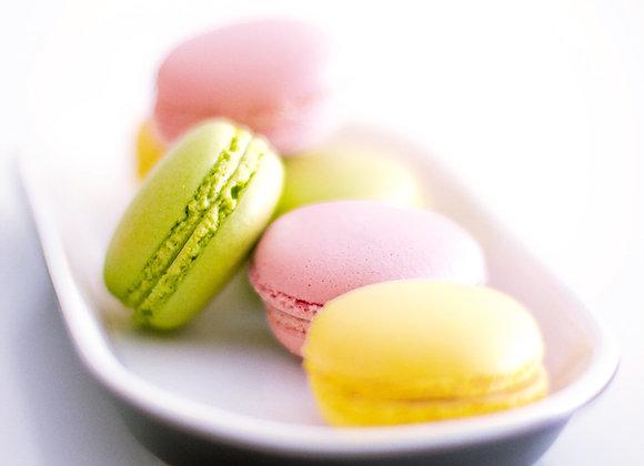 Samedi 10 juillet 2021 : Folie macarons ! (3h)